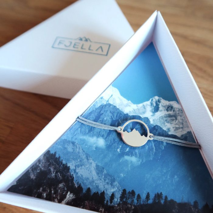 Alpenblick Armband in Schachtel 2020