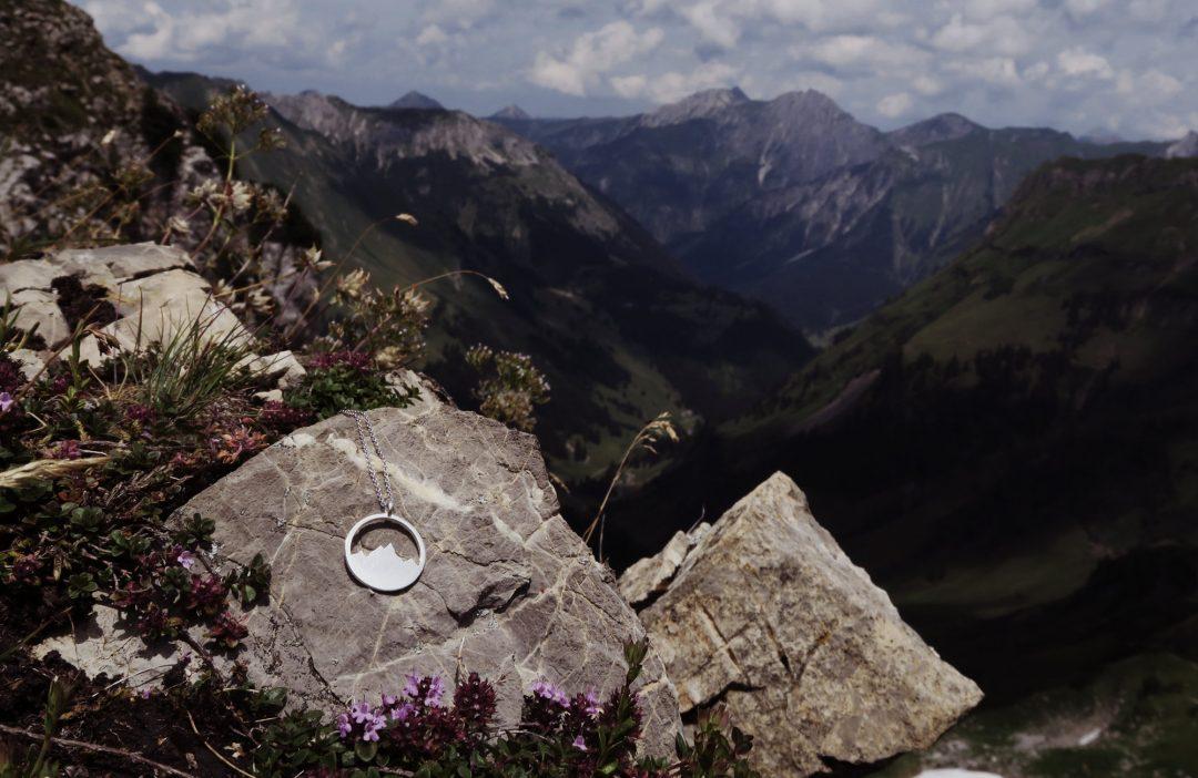 Alpenblick Kette Allgäu
