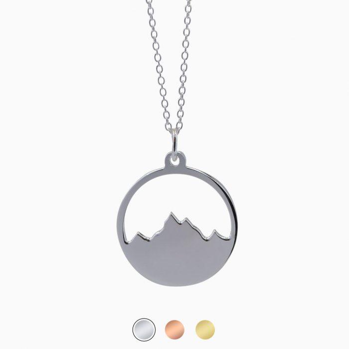 Alpenblick Kette Silber Freigestellt Buttons Neu Webseite 2020