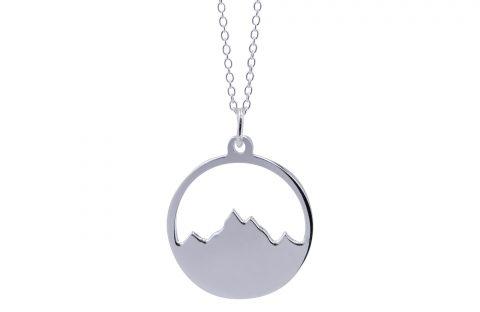 Alpenblick Kette Silber 925