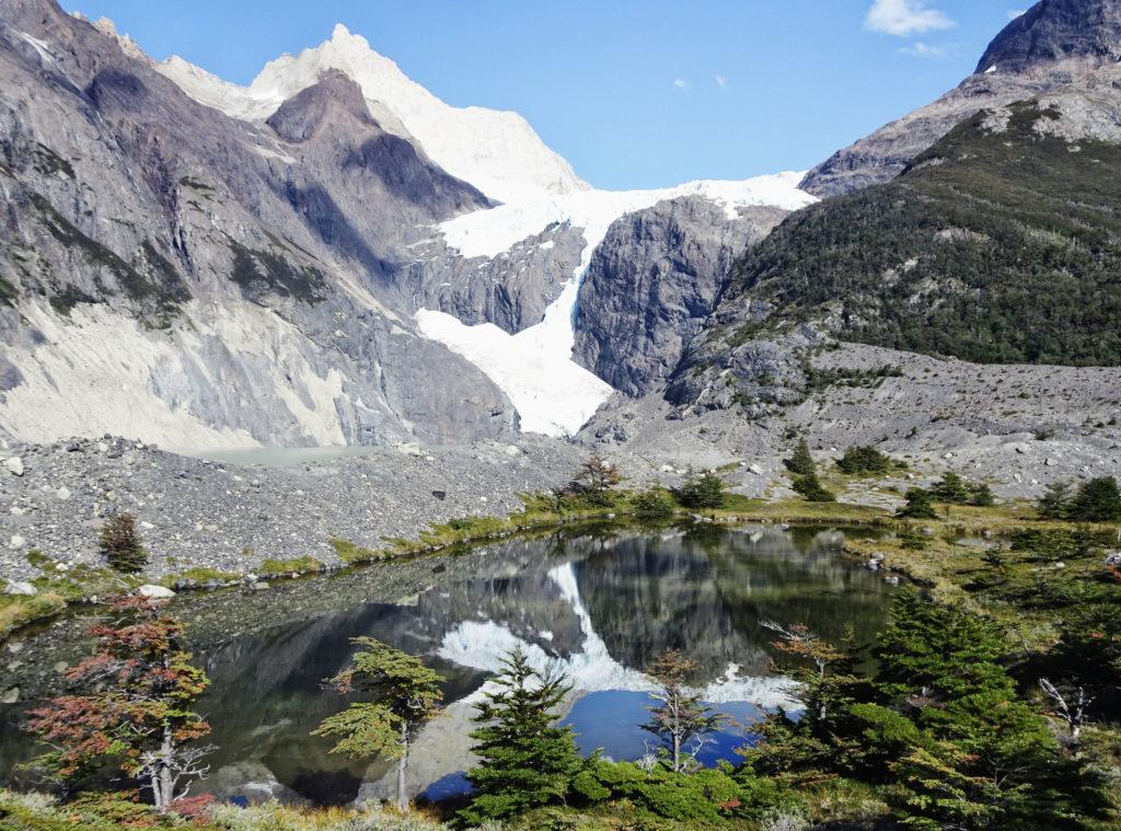 5. Highlight im Torres del Paine: Perros Gletscher