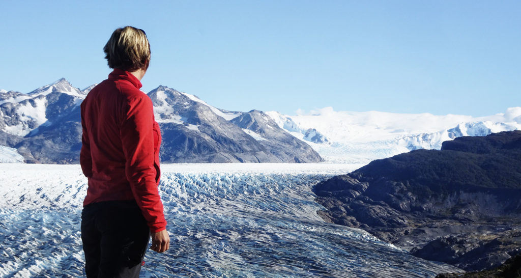 2. Highlight im Torres del Paine: Grey Gletscher