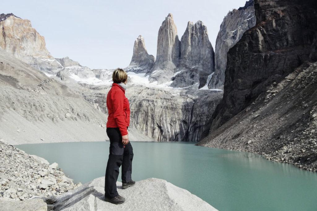 3. Highlight im Torres del Paine: Die Torres selbst