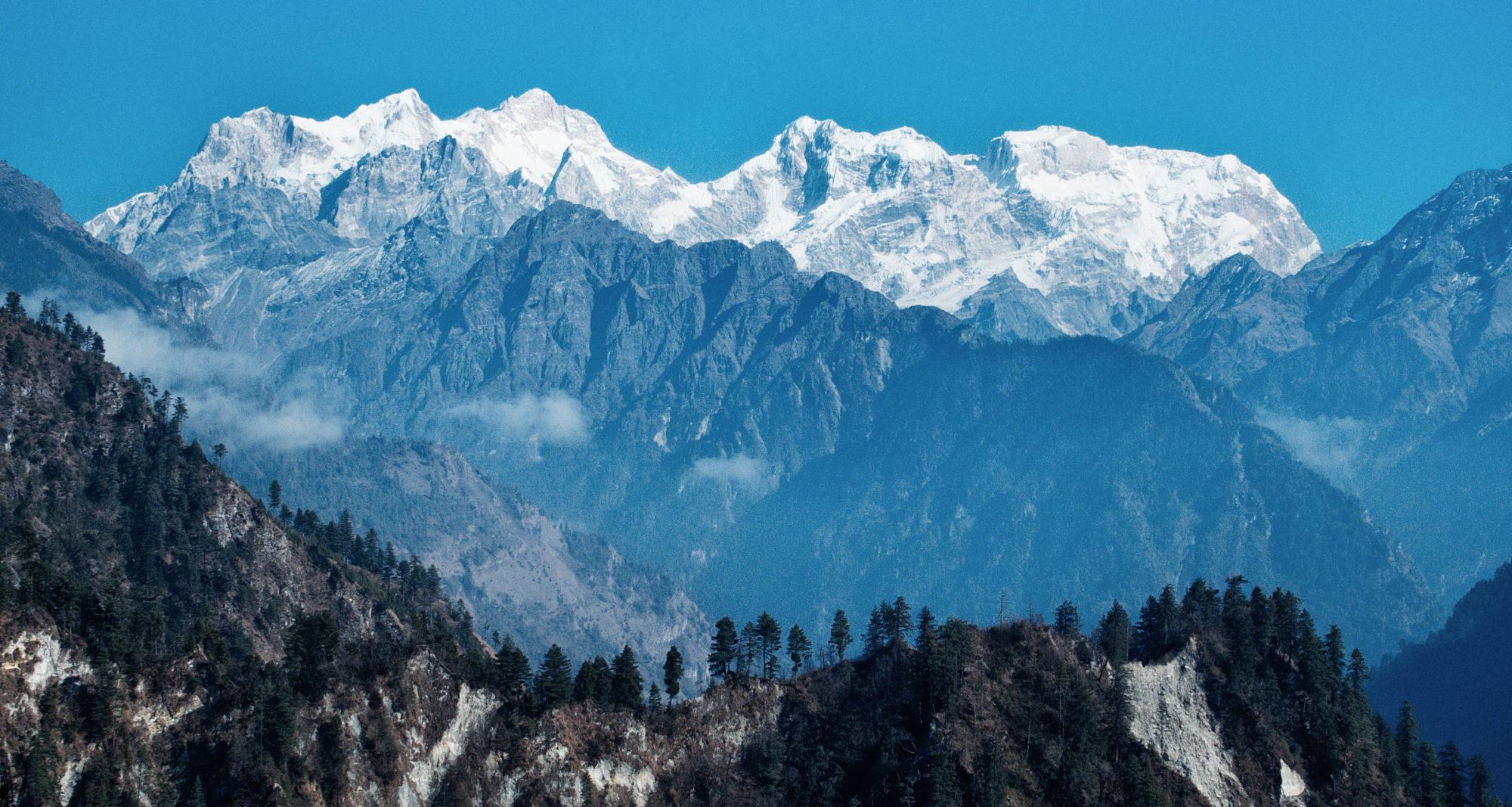 Sprachlos vor Glück bei diesen Bergen