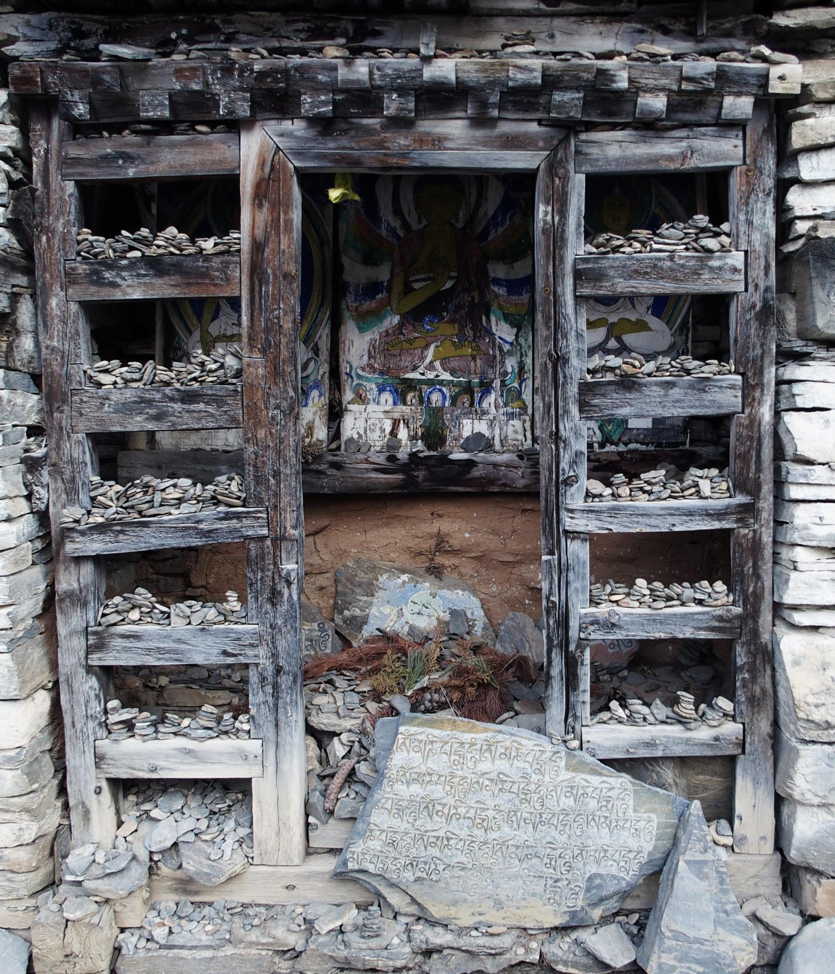 Gebetsorte in Ghyaru