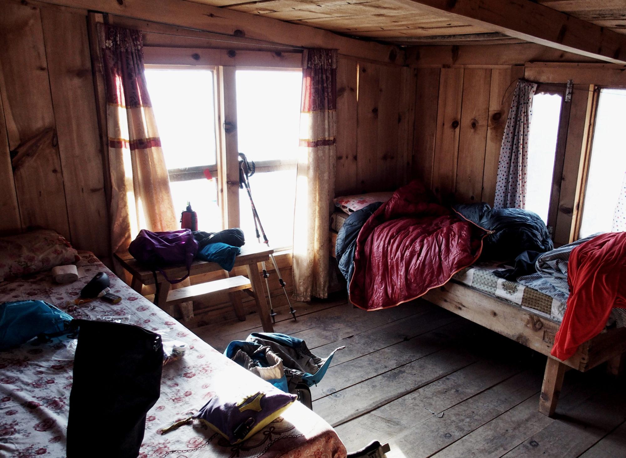 Mein Zimmer in Ghyaru