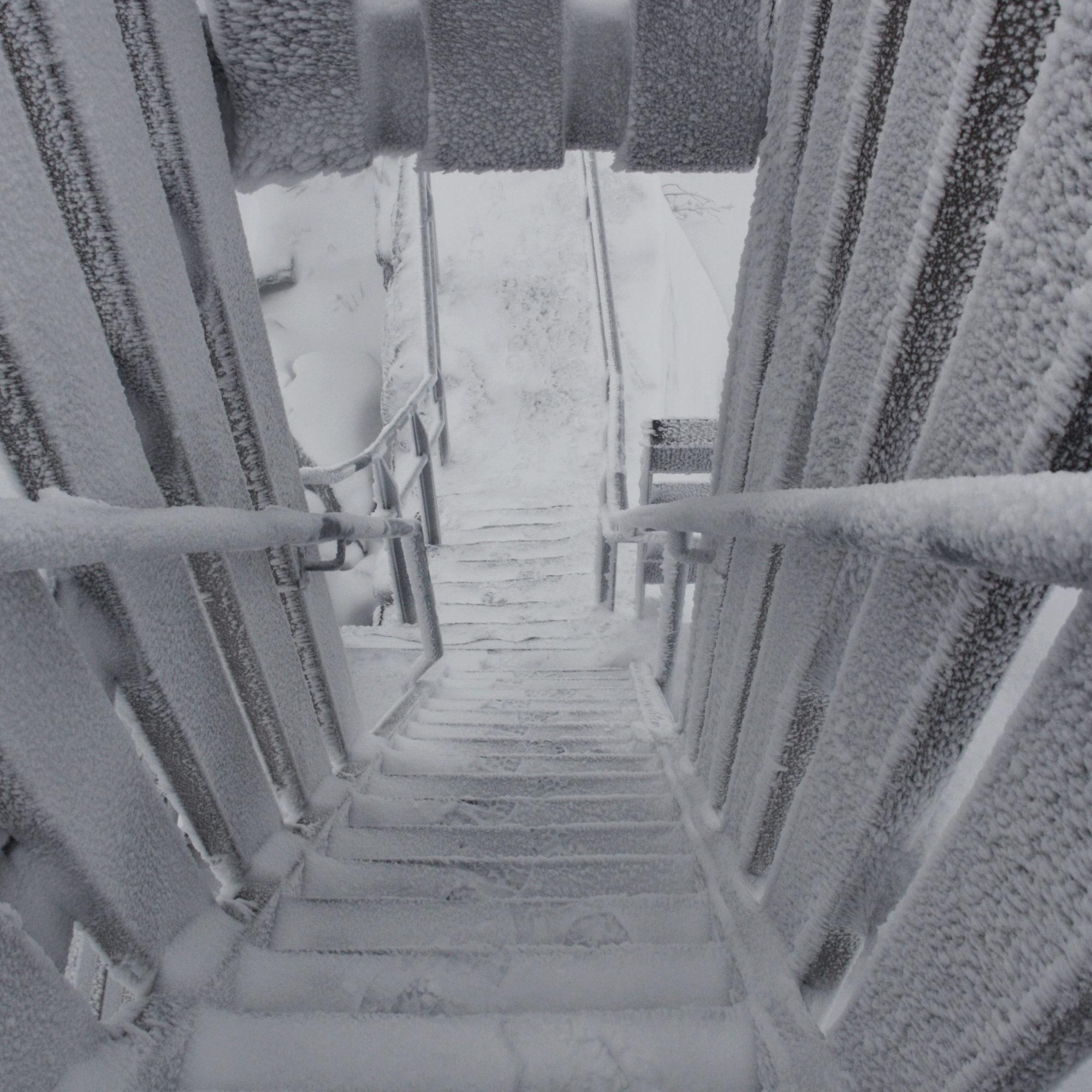 Aussichtsplatform vom Schneeberg