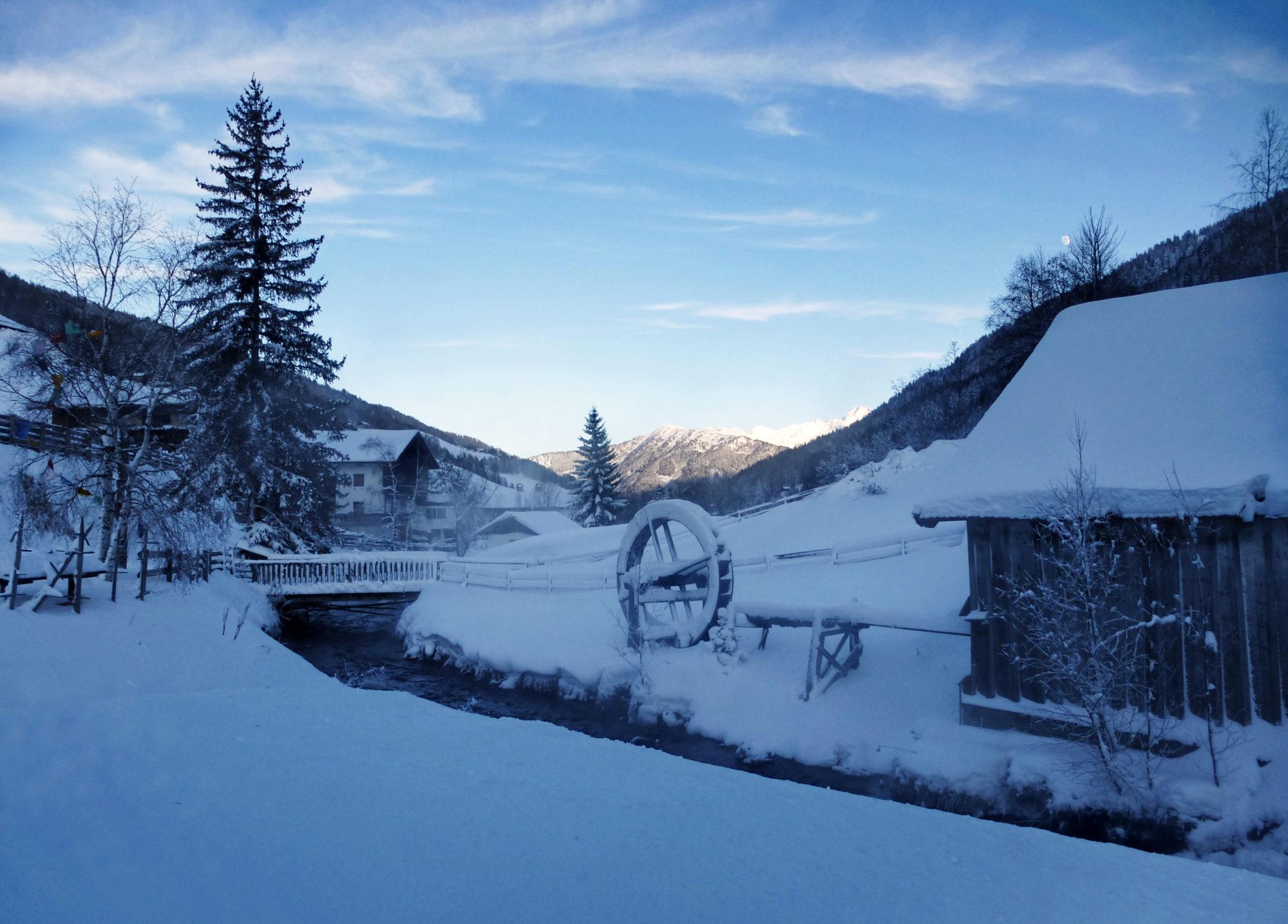 Obernberg im Winter