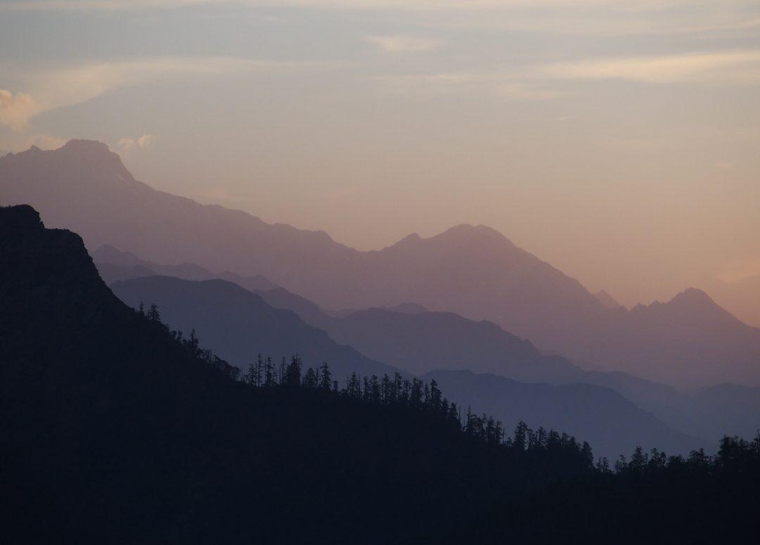 Sonnenaufgang Poon Hill