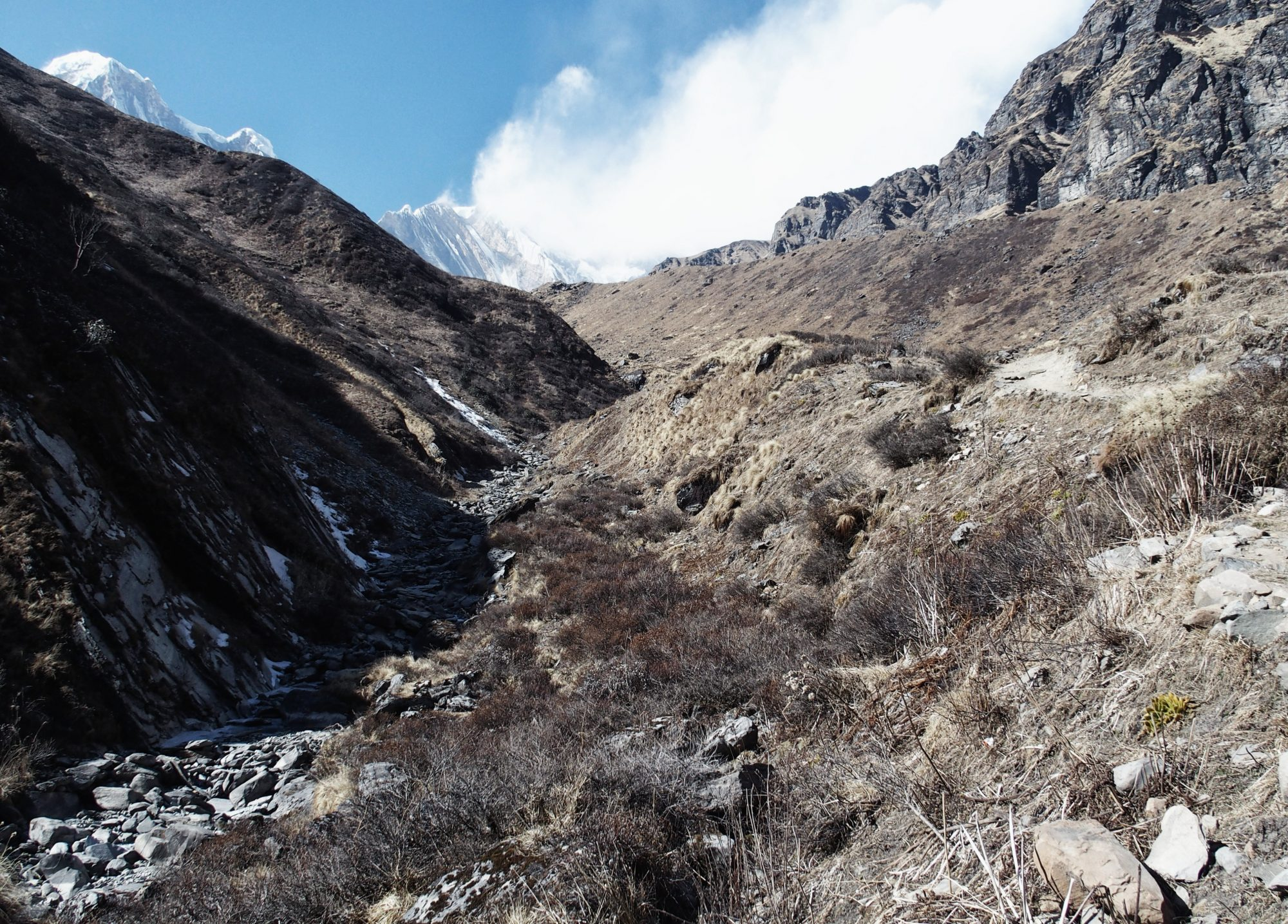 Trail Annapurna Base Camp