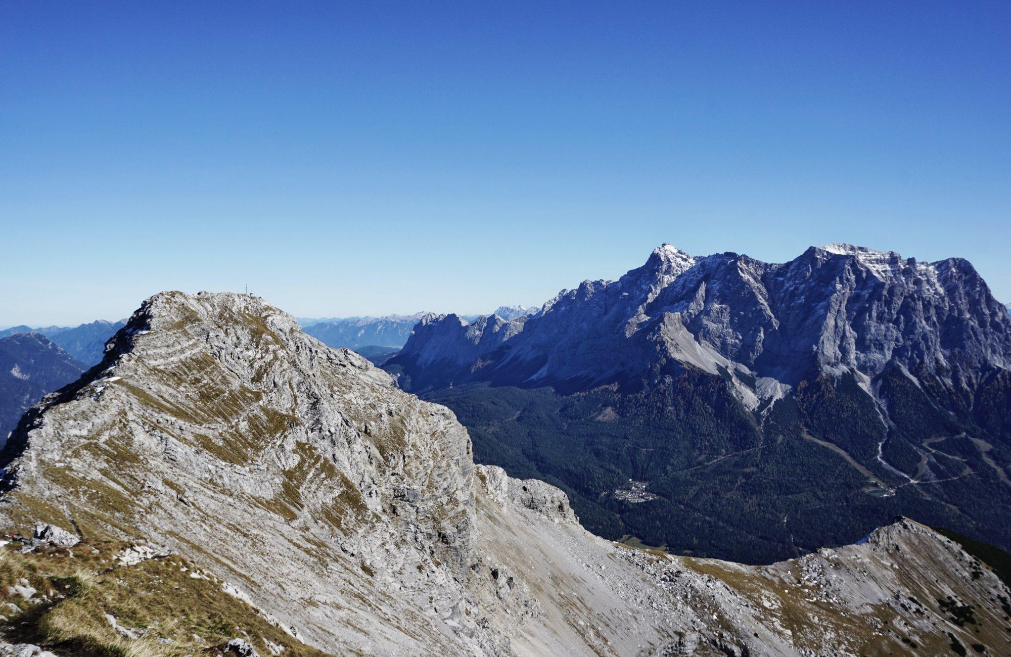Lieblingsberg Dana, Daniel, Ammergauer Alpen, Österreich, Gipfel
