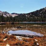 Yosemite, USA, Lake Elisabeth, Wandern, Unicorn Peak