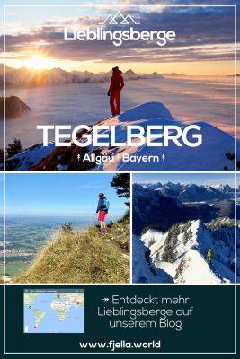 Lieblingsberg, Allgäu, Tegelberg, Wandern, Wandertour, Fjella