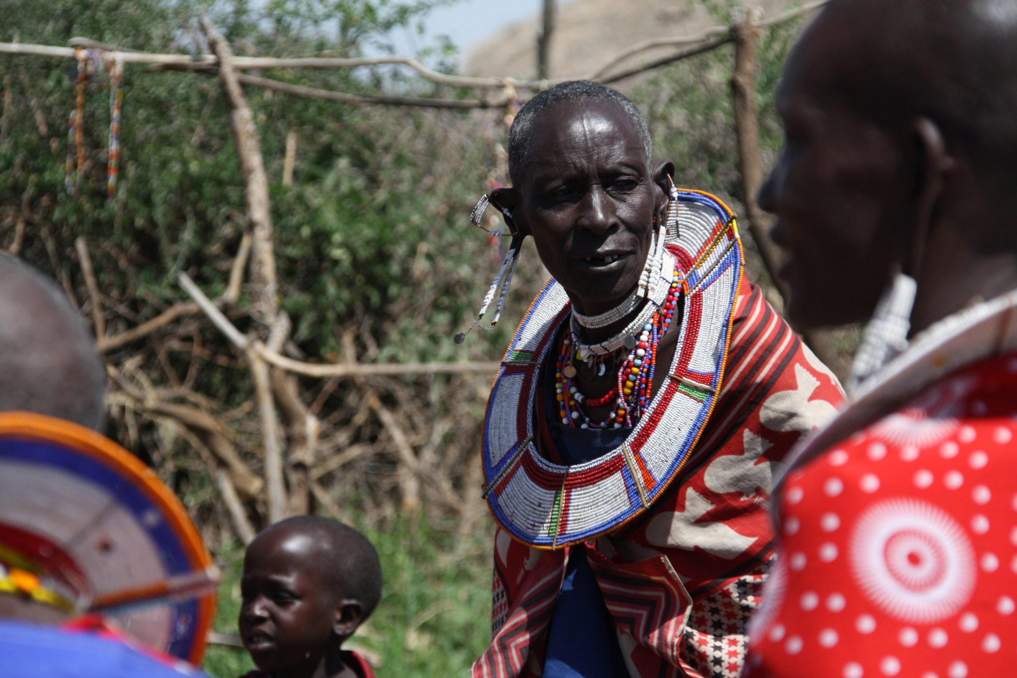 Maasai in Tansania