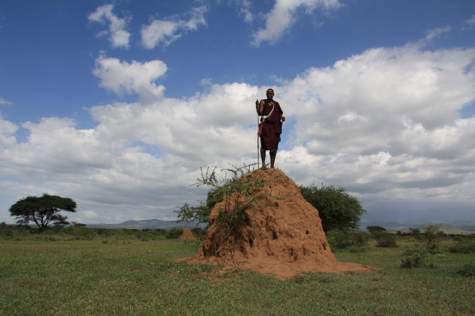 Masaai in Tansania