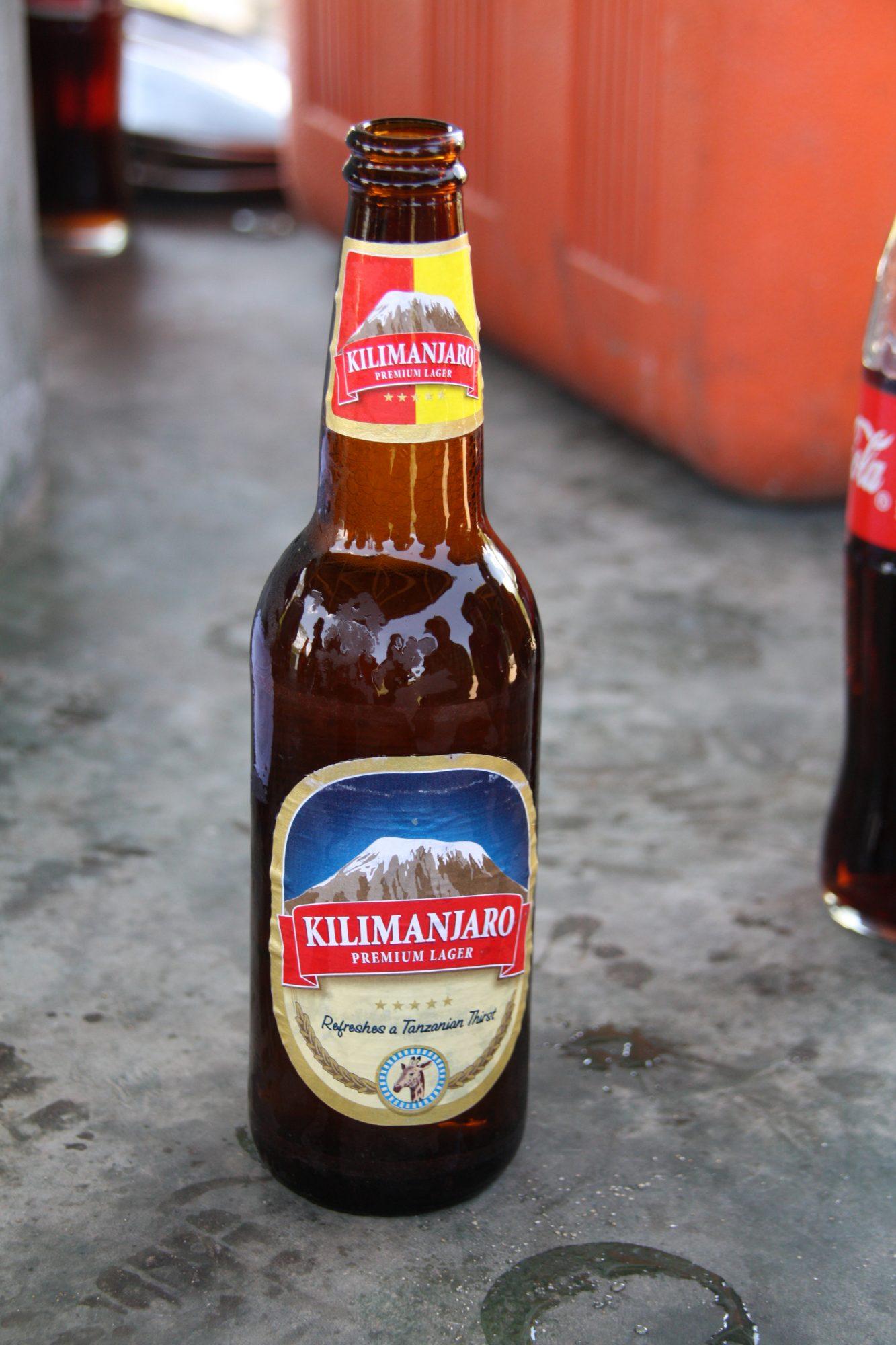 Kilimandscharo Bier am Mount Meru, Mount Meru Besteigung, Tour, Erfahrungsbericht, Afrika, Tansania, Bergtour