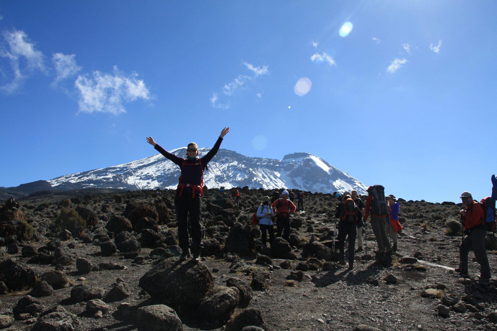 Kibo, Kilimandscharo, Kilimandscharo besteigen, Tansania, Afrika, Kilimandscharo Tour, Erfahrungsbericht, Machame Route