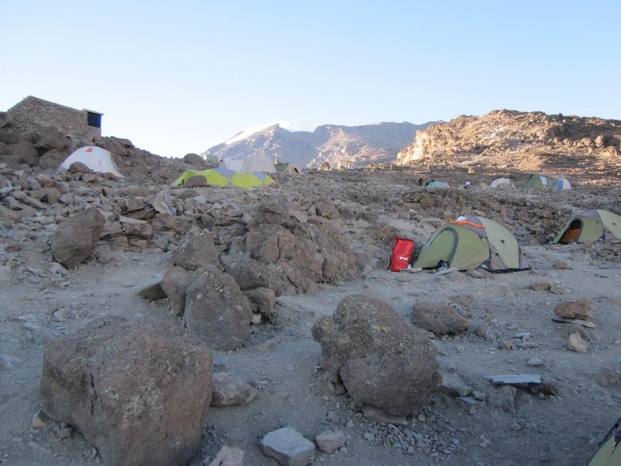 Barafu Camp und Gipfel, Kilimandscharo, Kilimandscharo besteigen, Tansania, Afrika, Kilimandscharo Tour, Erfahrungsbericht, Machame Route