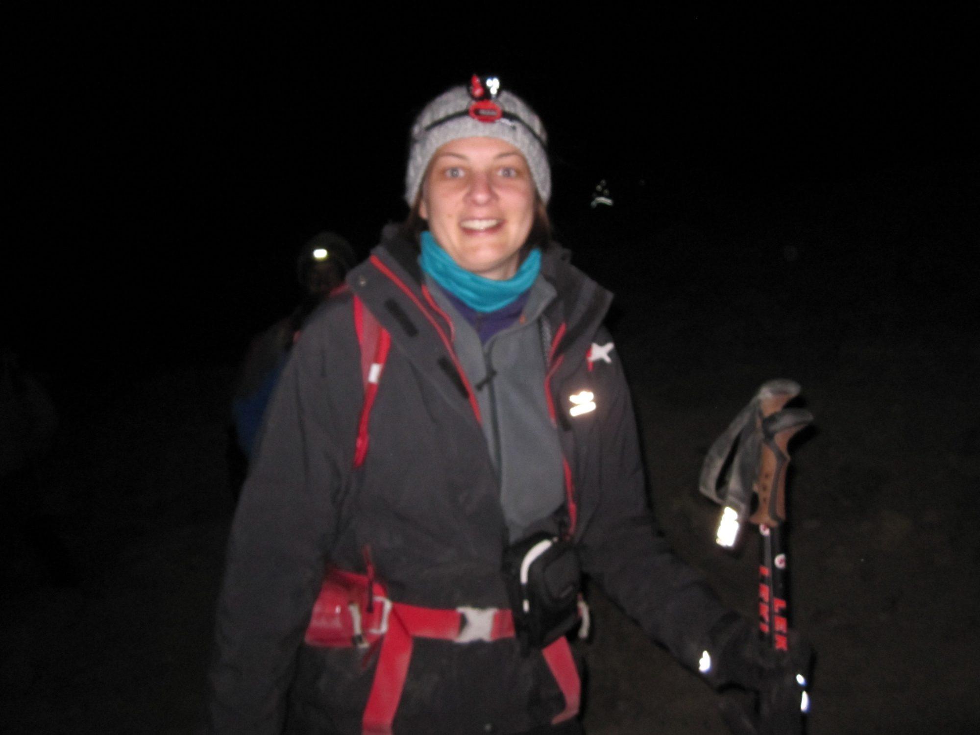 Gipfelsturm, Kilimandscharo, Kilimandscharo besteigen, Tansania, Afrika, Kilimandscharo Tour, Erfahrungsbericht, Machame Route