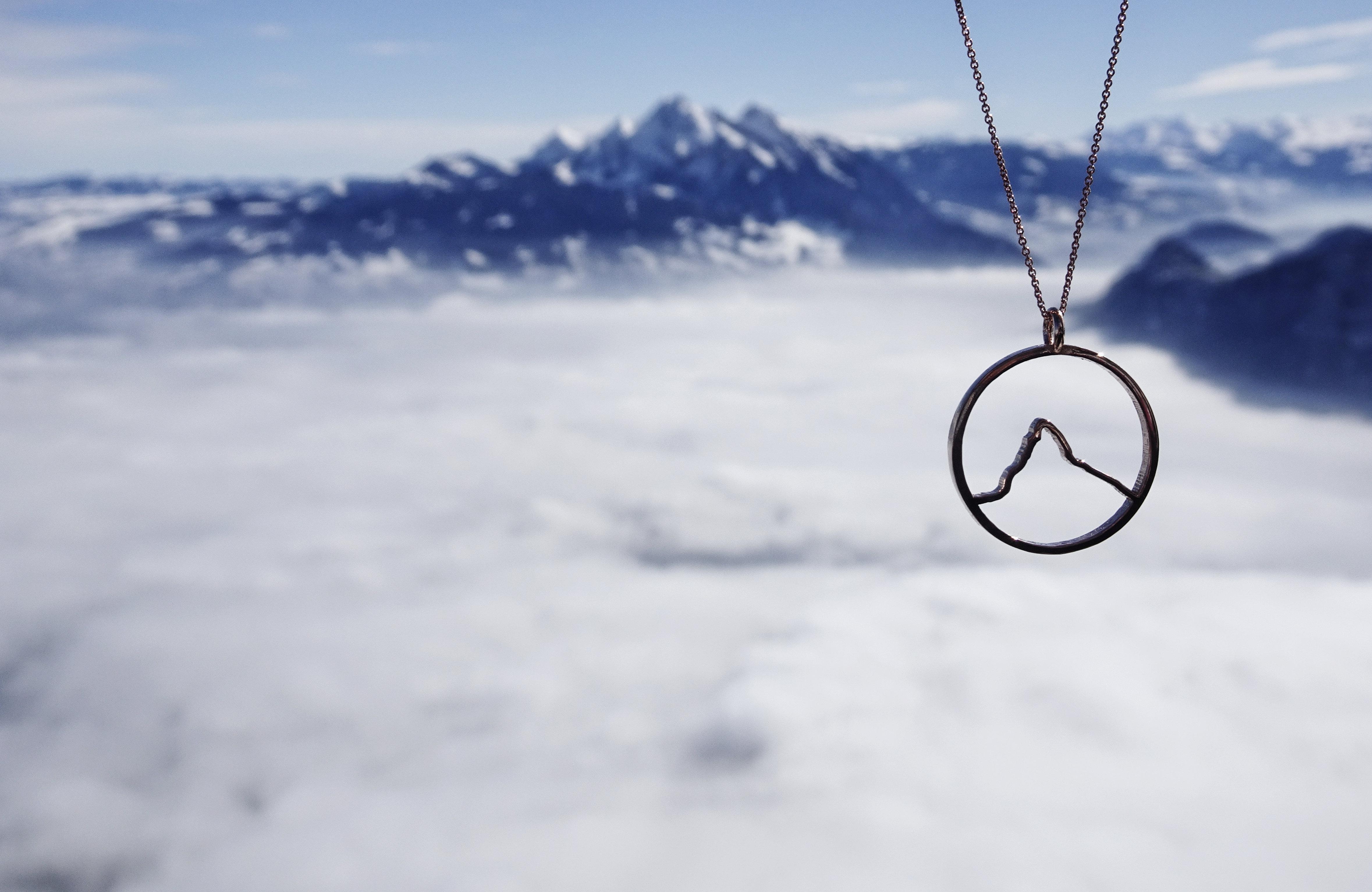 Matterhorn Kette, Schweiz,