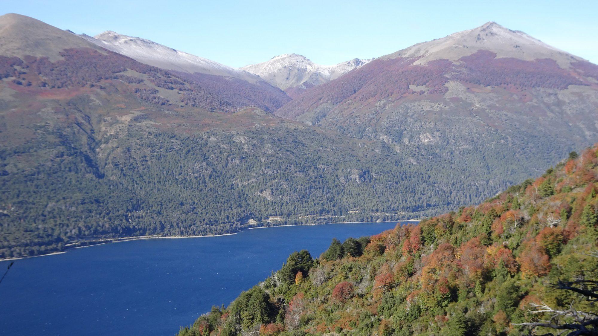 Fjella Bariloche Nahuel-Huapi Traverse Wanderung Wanderroute Catedral Refugio Frey Jacob Patagonien Argentinische Schweiz
