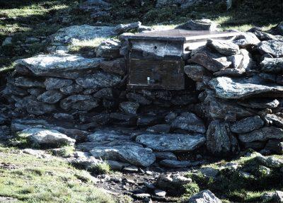 Badezimmer, Packliste Hüttentour, Packliste Alpenüberquerung, Wandern, Mehrtagestour,