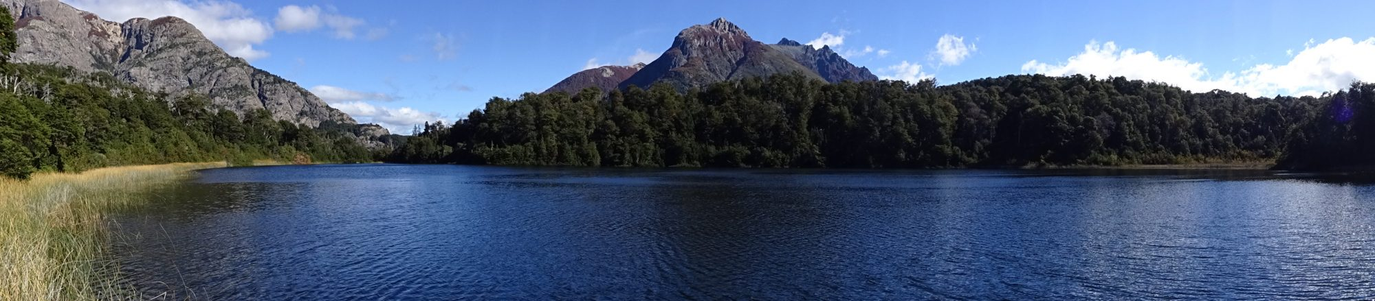 Fjella Bariloche Fahrradtour Ausflug Circuito Chico Fahrrad Patagonien Argentinische Schweiz