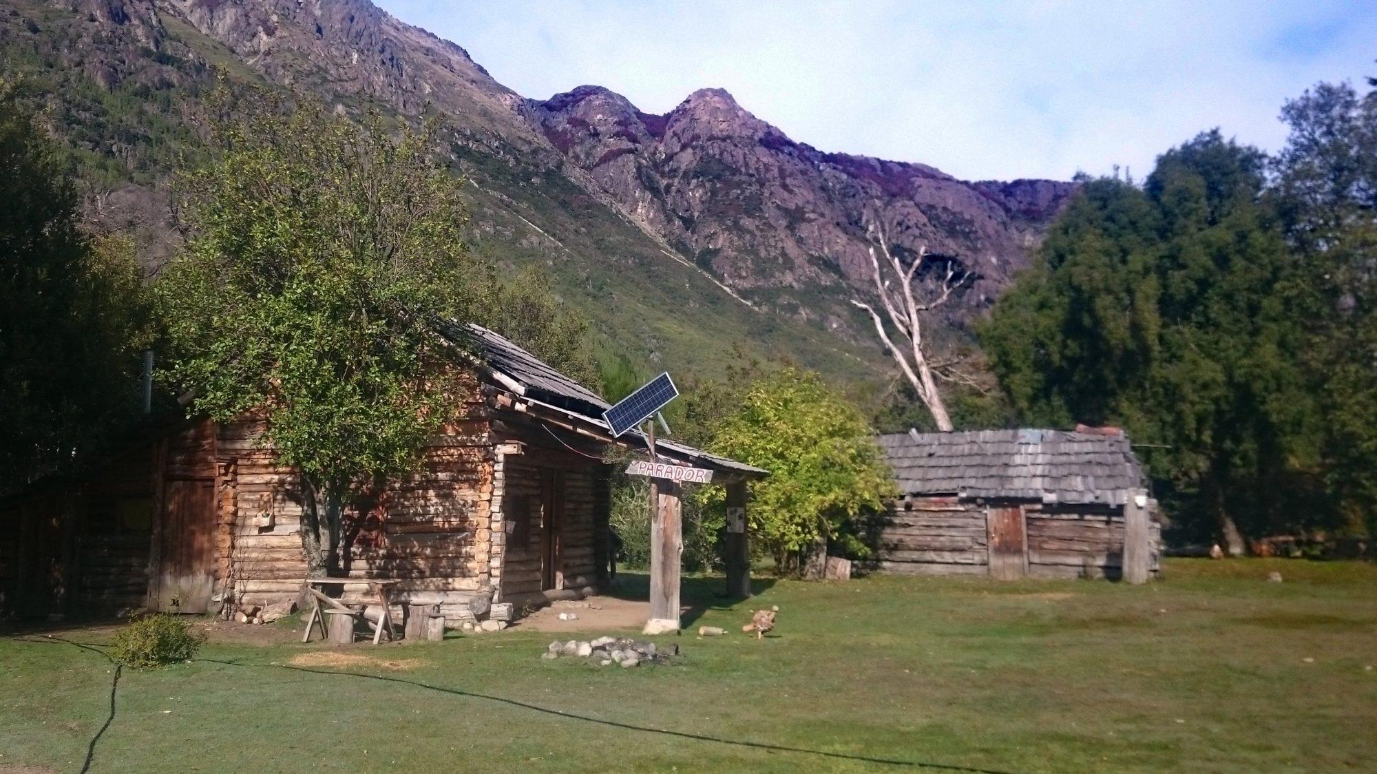 Fjella El Bolson Wanderung Patagonien Warton Dedo Gordo Encanto Blanco Wanderroute Wandern Las Horquetas