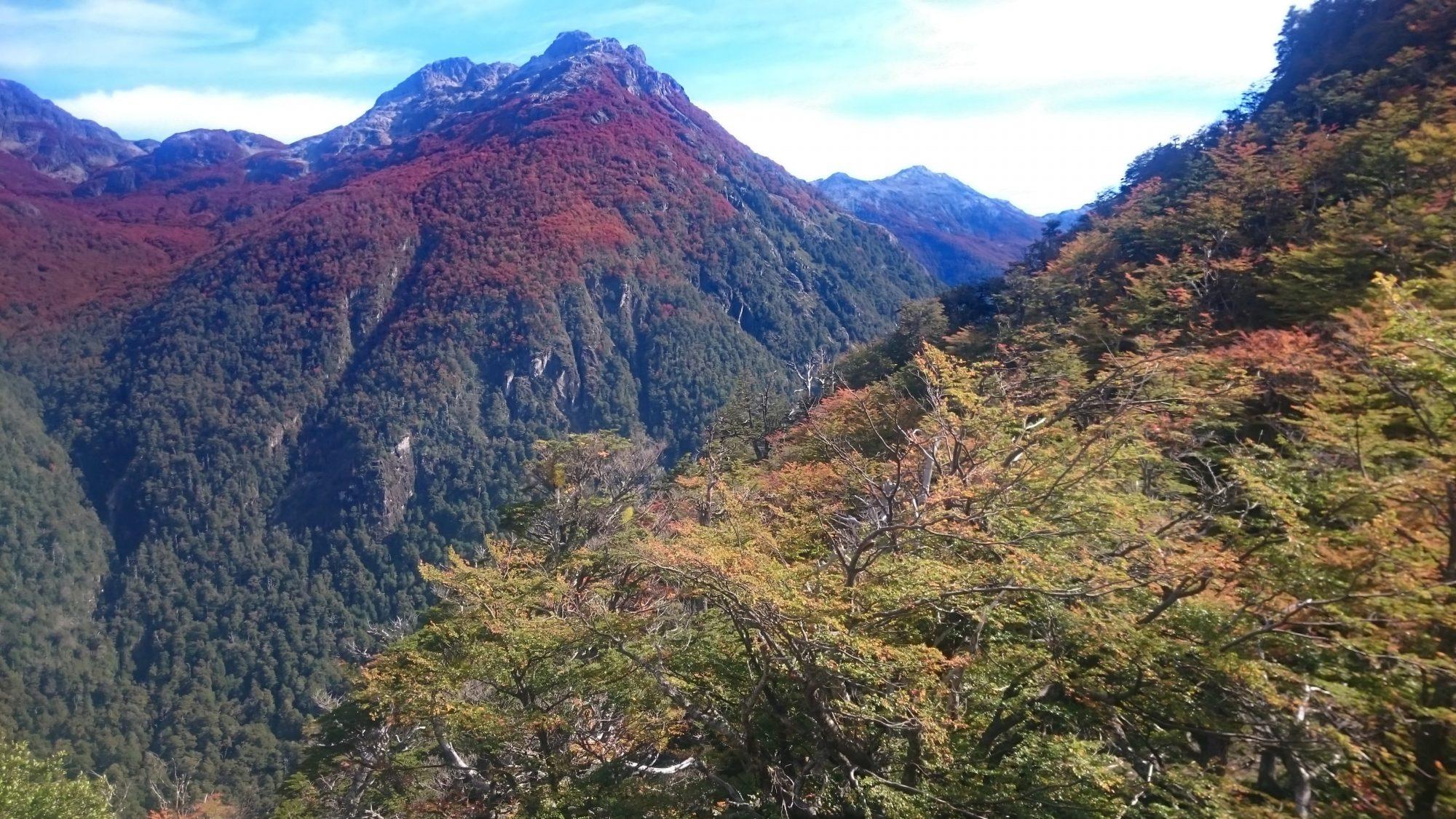 Fjella El Bolson Wanderung Patagonien Warton Dedo Gordo Encanto Blanco Wanderroute Wandern