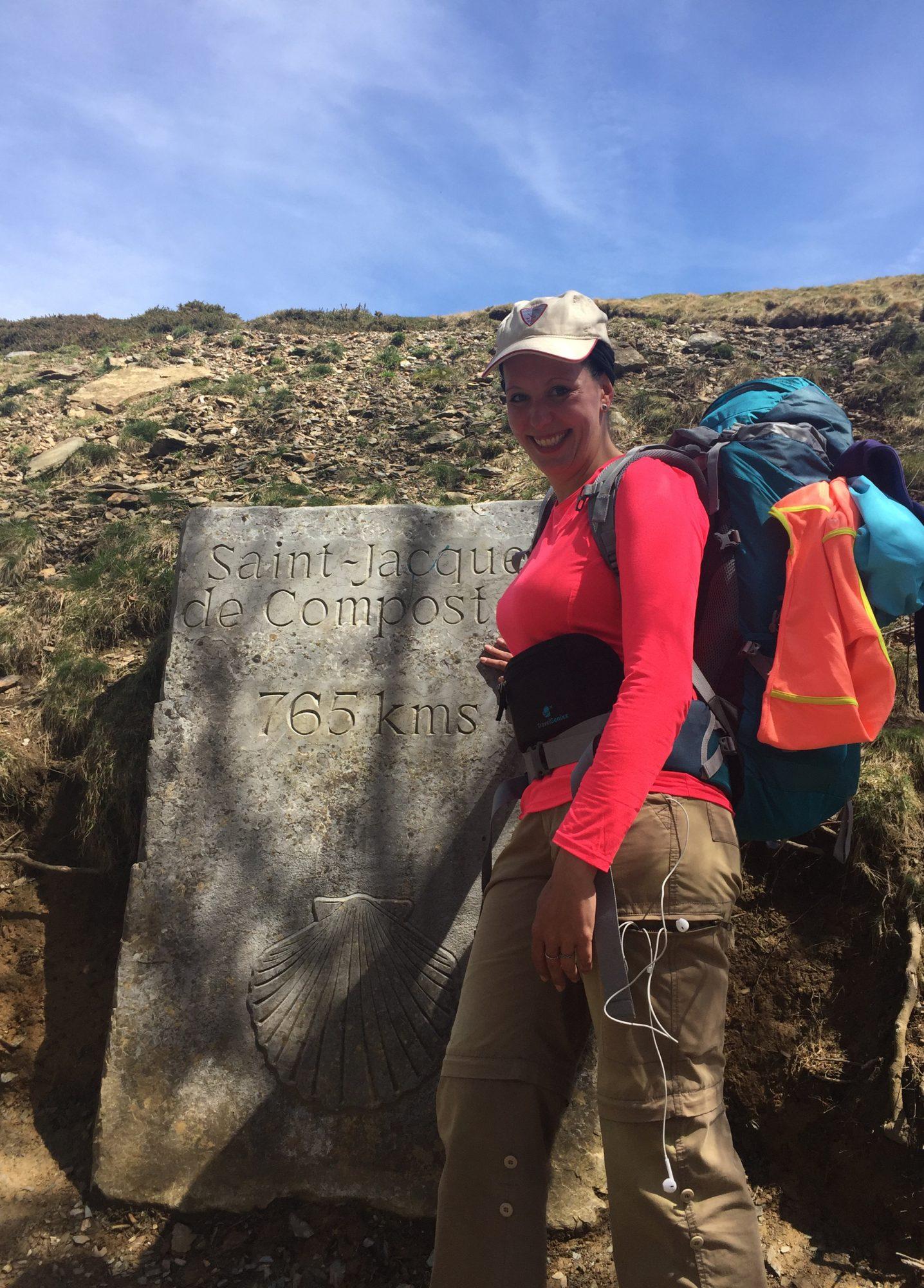 Ibaneta Pass, Camino Francés, Wandern, Wandertour, Pilgern, Jakobsweg, Pyrenäeen, Frankreich, Spanien