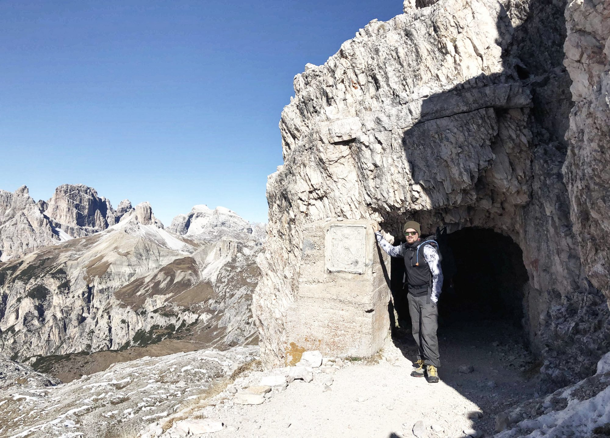 Klettersteig Drei Zinnen : Wanderung & klettersteig paternkofel mit drei zinnen blick südtirol