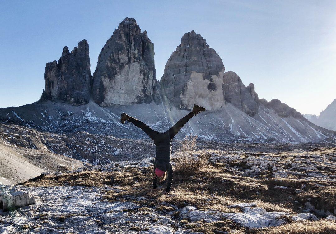 Klettersteig Drei Zinnen : Wanderung klettersteig paternkofel mit drei zinnen blick südtirol