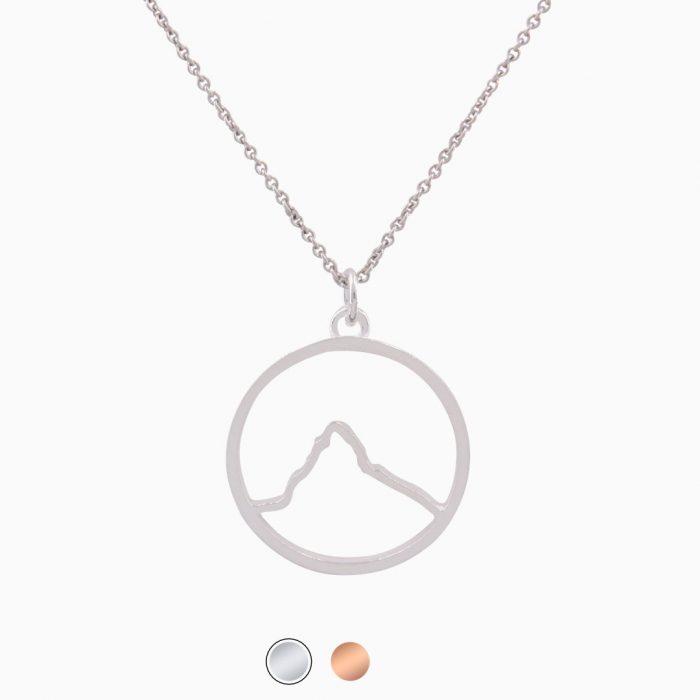 Matterhorn Kette Silber Freigestellt Buttons Si Ro Webseite 2020