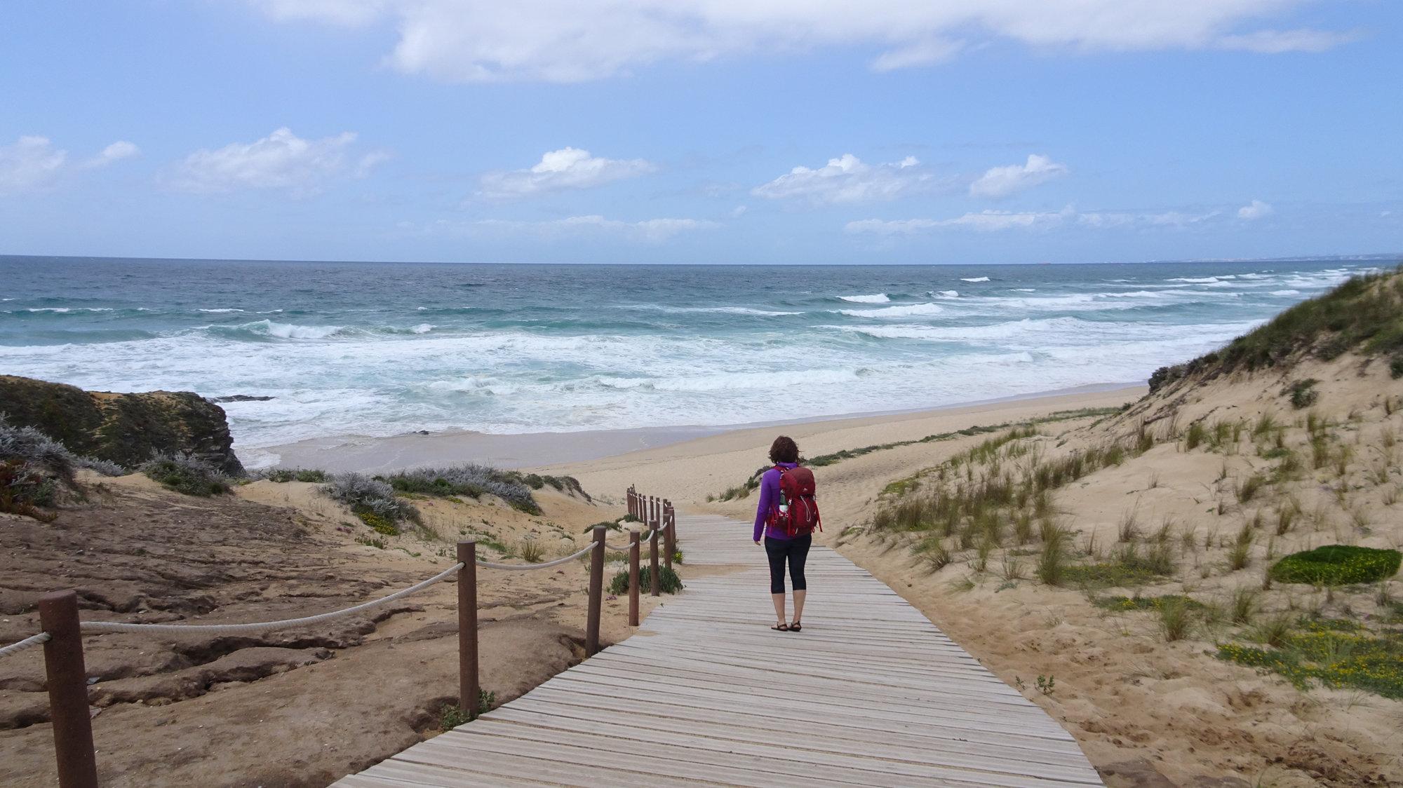 Fischerweg Portugal, Wandern, Küstenweg, Fischerpfad, Weitwandern