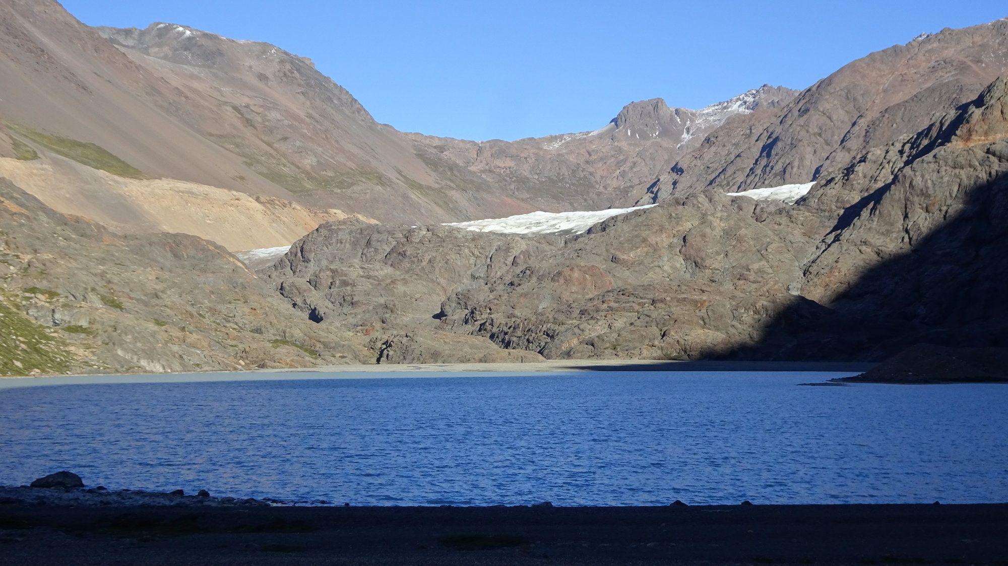 Laguna Toro, Huemul Circuit, El Chaltén, Patagonien, Argentinien, Wanderung, Trekking