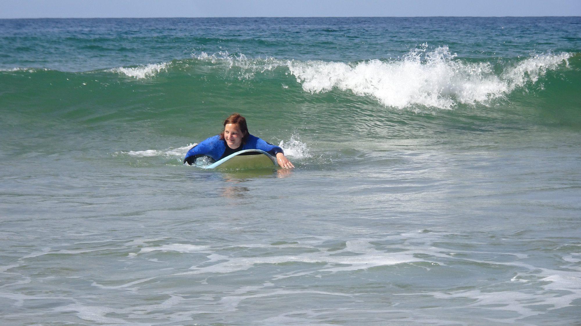 Sagres Portugal Surfen
