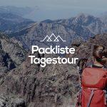 Packliste Tagestour Wanderung Fjella