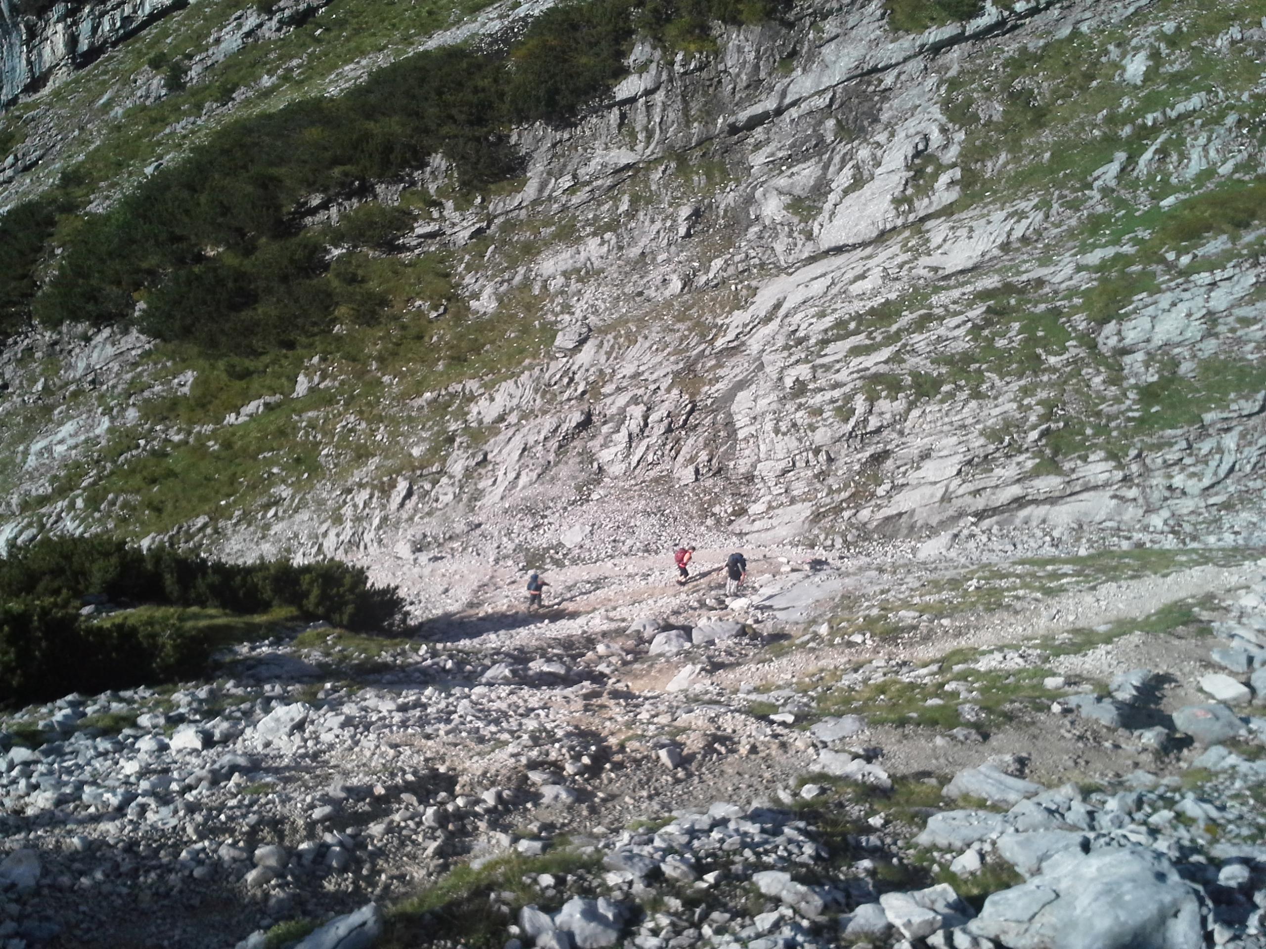 Durchs Reintal auf die Zugspitze Hüttentour FjellaDurchs Reintal auf die Zugspitze Hüttentour Fjella