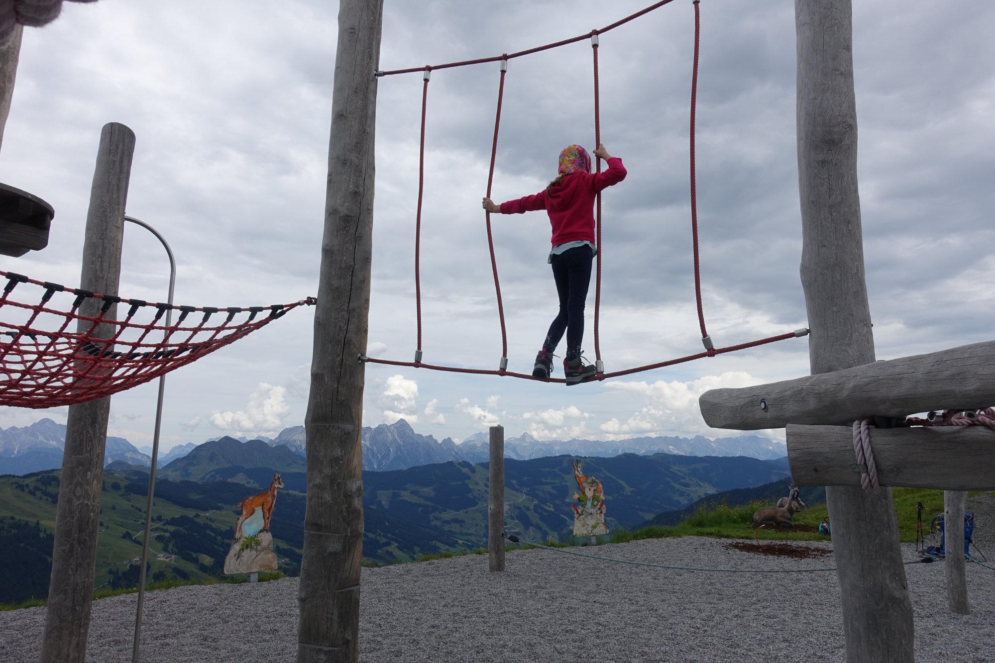 Zwölferkogel Gipfelspielplatz