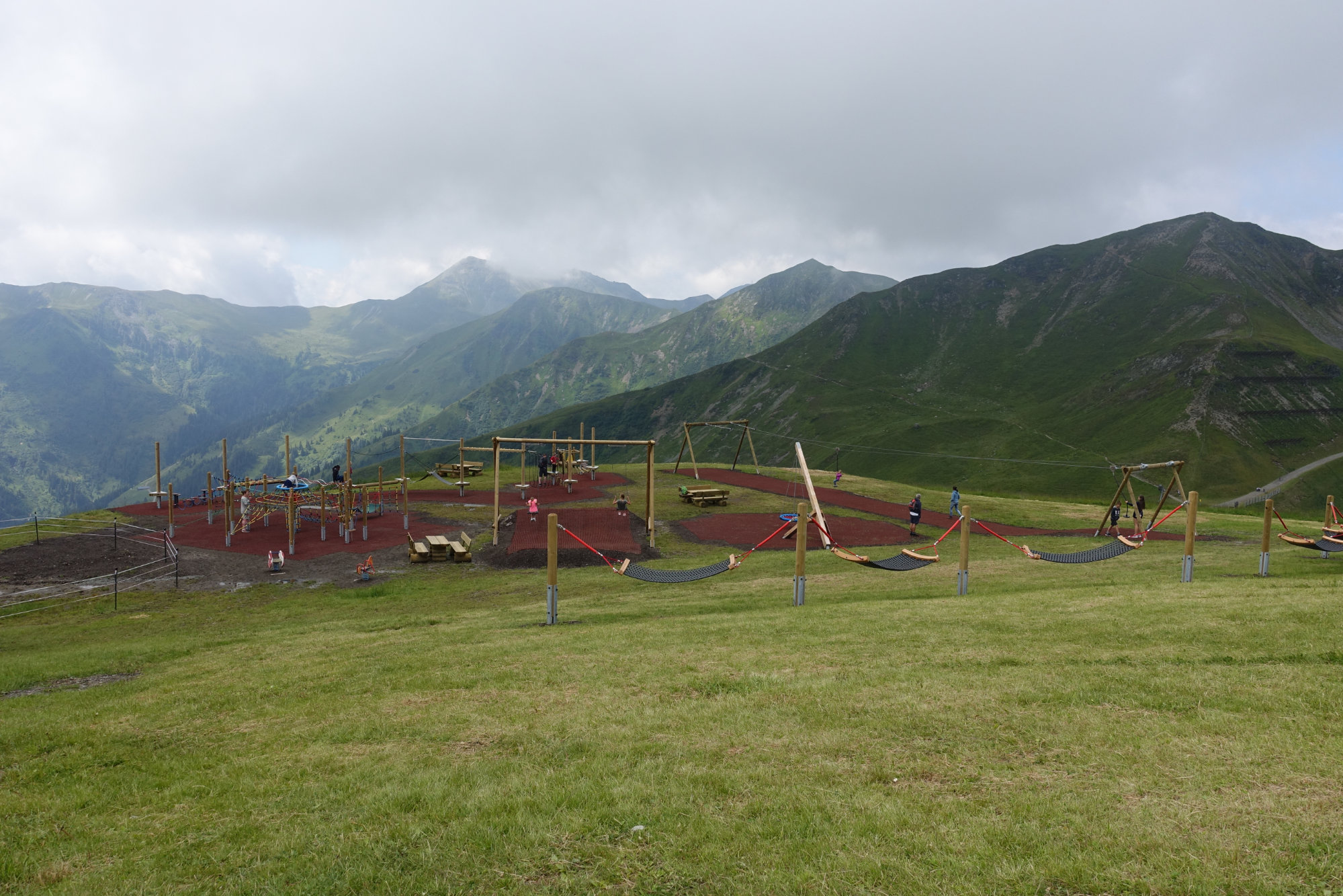 Spielplatz am Schattberg