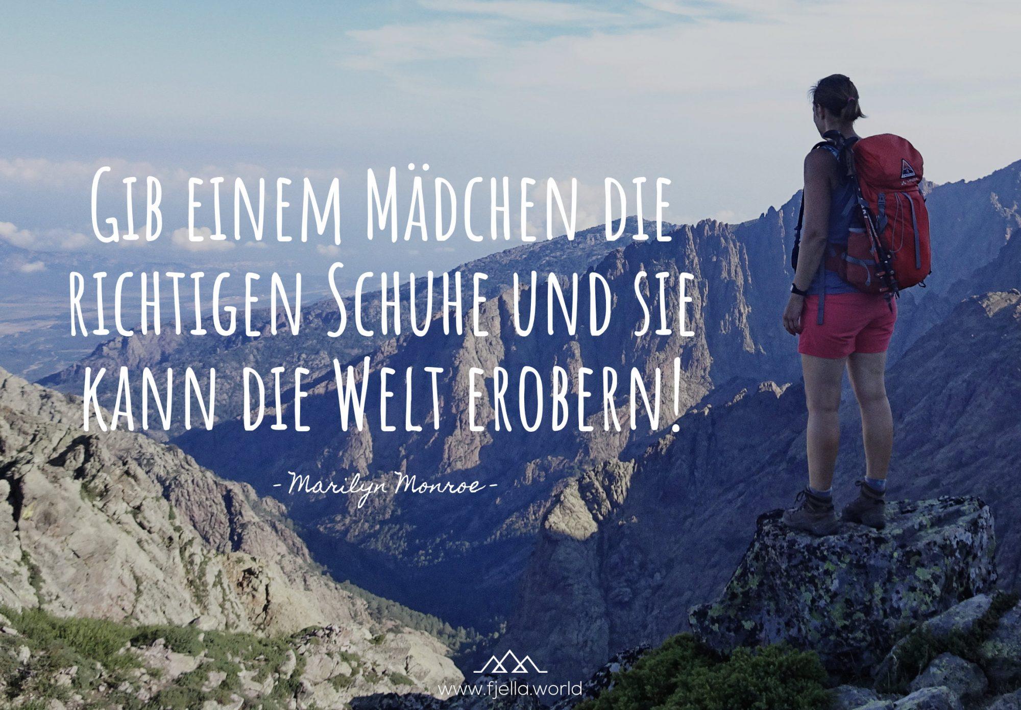 Aim High Inspirierende Wanderspruche Und Bergzitate
