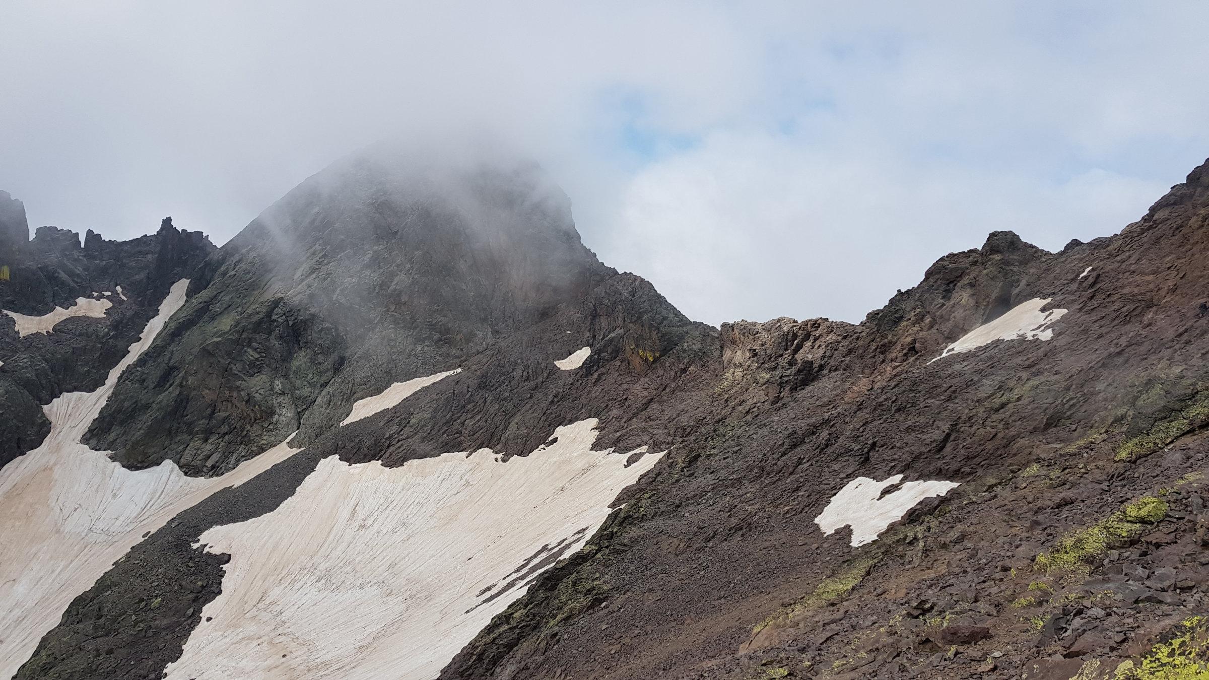 Monte Cinto, Korsika, GR20 Weitwanderweg, Wandern, Berge, Frankreich