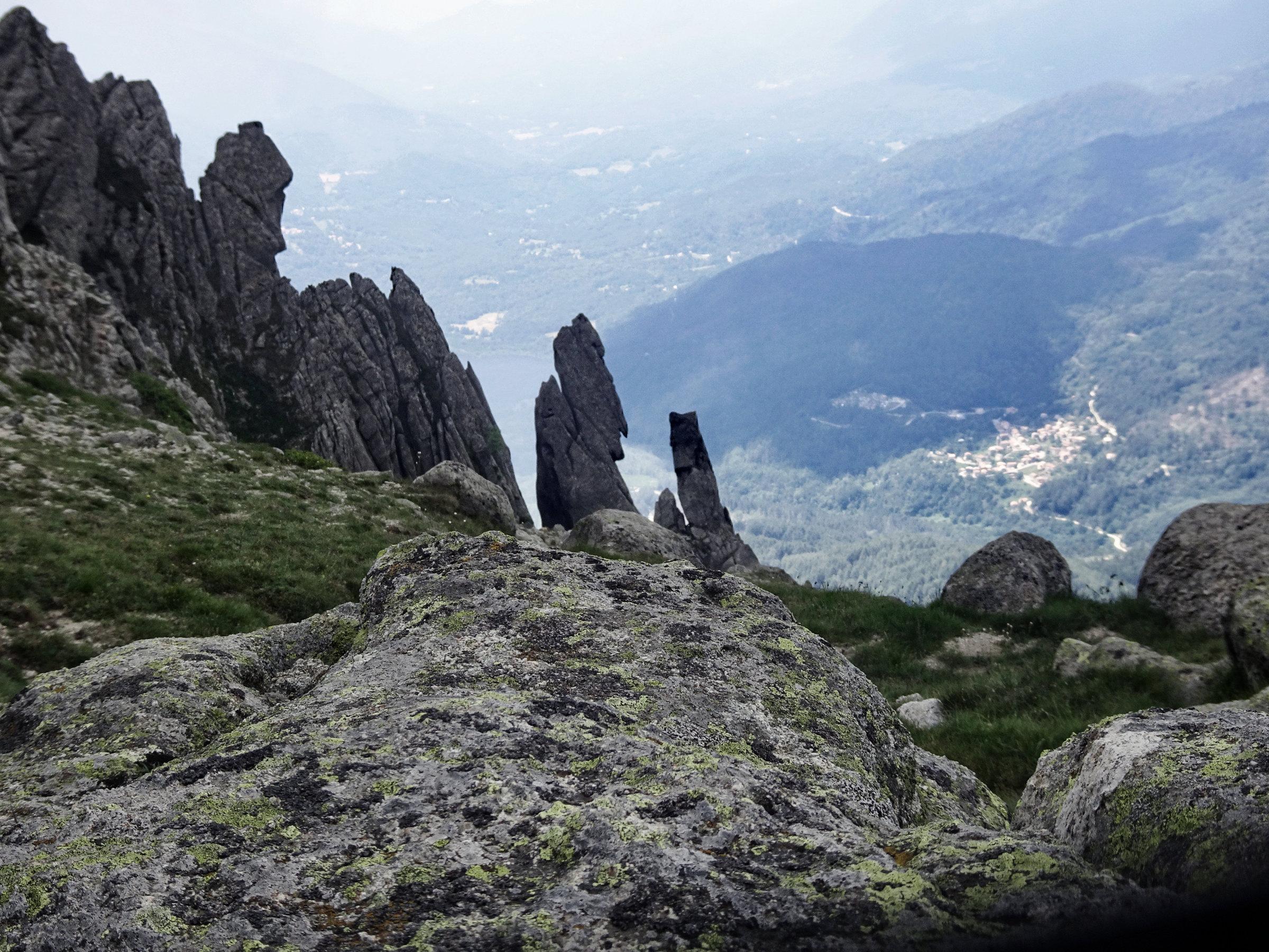 Korsika, GR20 Weitwanderweg, Wandern, Berge, Frankreich