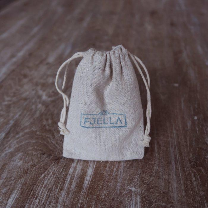 Baumwollbeutel Natur, Schmuckbeutel