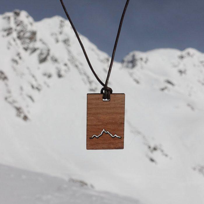 Karree Holzkette Kappl (4)