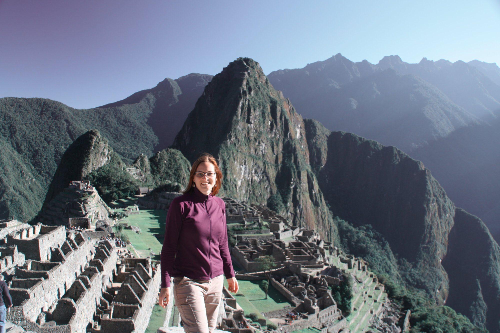 Machu Picchu Inka Trail Warum die Berge glücklich machen, Bergglück