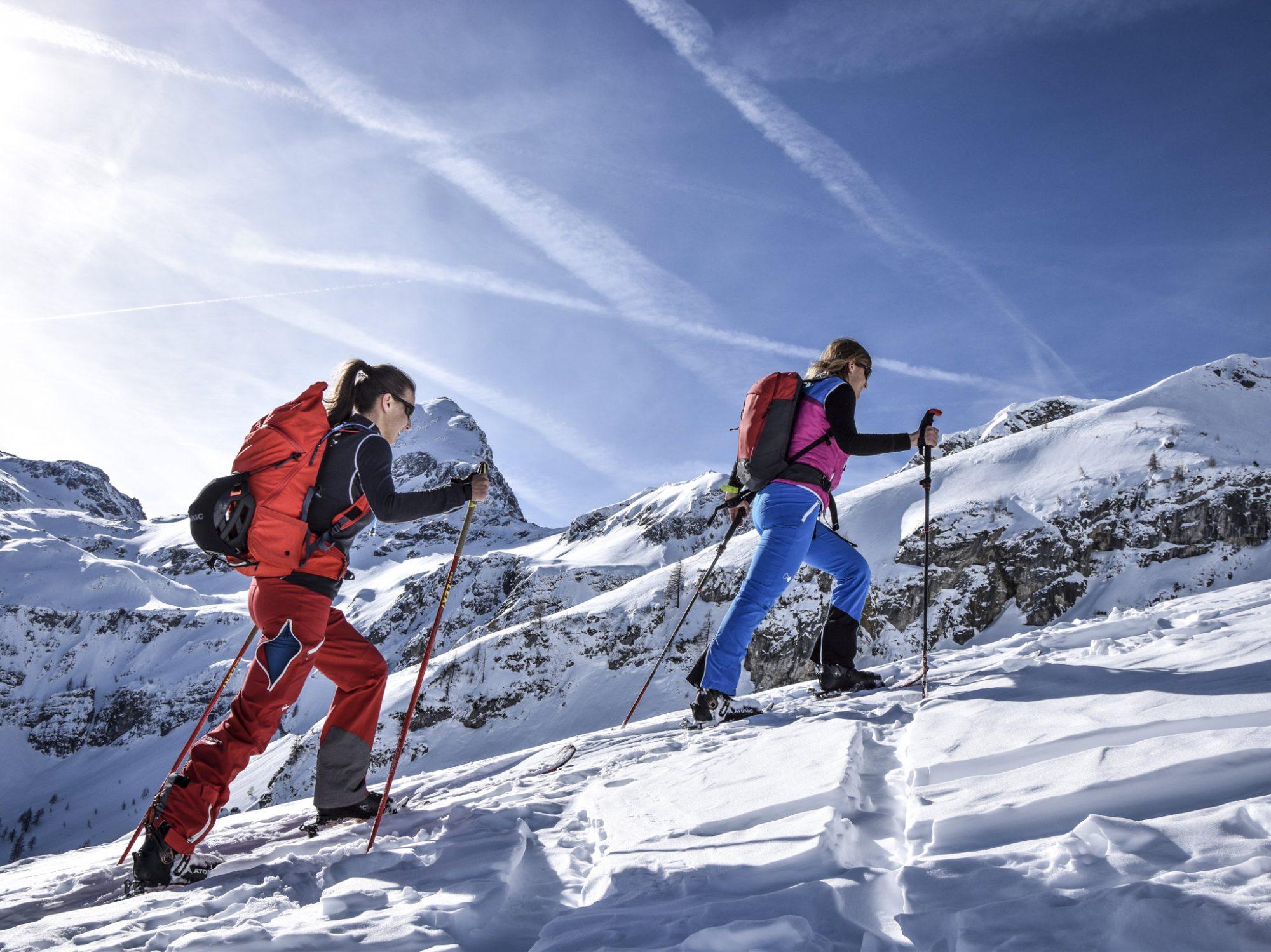 Abenteurerinnen, Berghasen, Outdoorfrauenpower