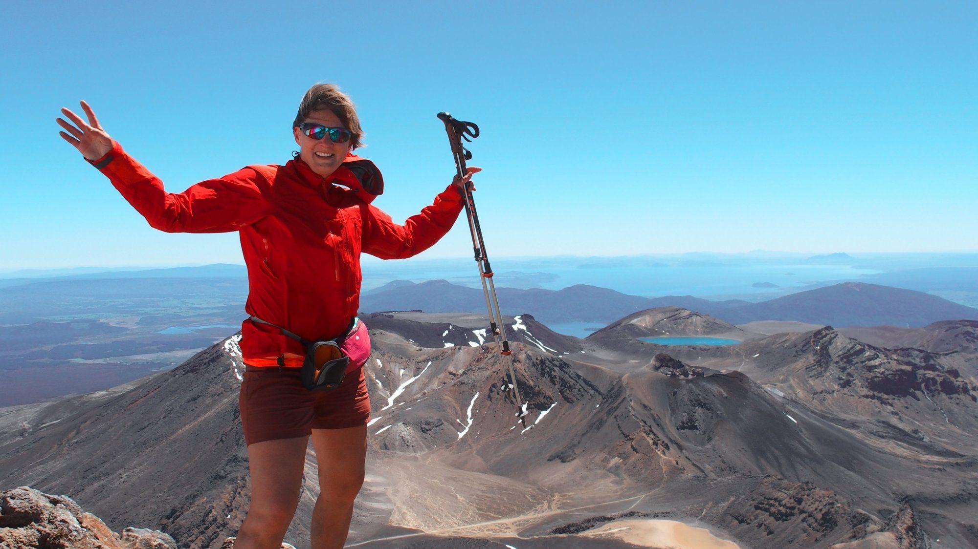 Neuseeland, Schicksalsberg, Warum die Berge glücklich machen, Bergglück