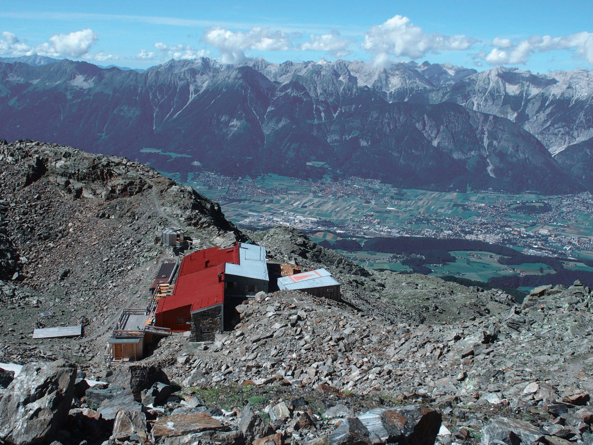 7 Tuxer, Alpenüberquerung Traumpfad Venedig-München Weitwanderung