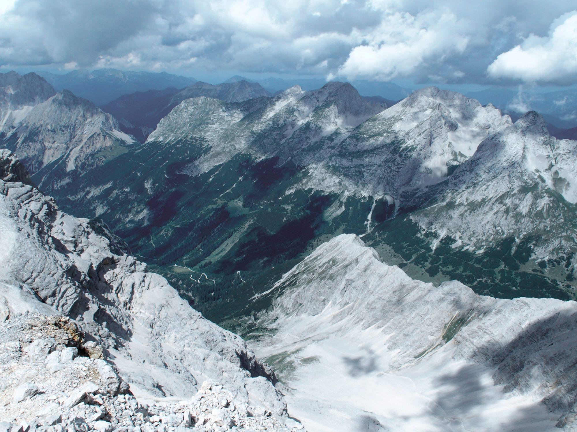 Alpenüberquerung Traumpfad Venedig-München Weitwanderung